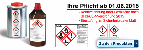 GHS/CLP-Verordnung 2015